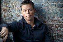 Matt Damon / by Sandra