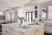 Kitchens / Kitchen design and decor