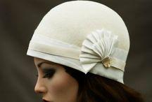 Top it off! / Beautiful hats  / by April Scott