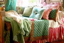 Sweet Dreams..zzz.. / Beautiful Bedrooms & Linens...