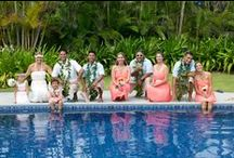 Wedding inspiration / A collections of inspiring wedding photos in Hawaii. / by Joanna Tano