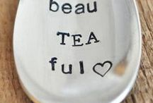 Tea Anyone? / Each cup of tea represents an imaginary voyage.  ~Catherine Douzel