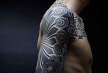 Tattoos / http://thedancingrest.com/