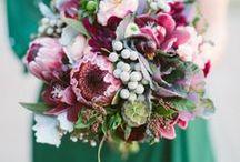 I <3 Weddings: Flowers / Flowers totally make the wedding!