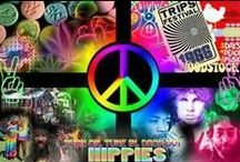 ☮ HIPPIES always Welcome ☮ / What a Great Era to grow up in......I can't Imagine any better...Love,Peace,Music,Three important elements to Live a well rounded Life I am Thankful I was raised in this Era...Made me who I am.....PEACE OUT! / by Debbie Porter