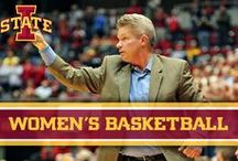 Women's Basketball / Find more about Cyclone Women's Baskeball here: http://bit.ly/wV5KZg / by Iowa State Athletics