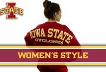 Women's Style / Visit Cy's Locker Room for official gameday gear!