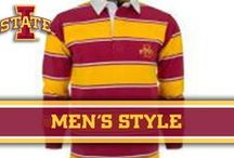 Men's Style  / Visit Cy's Locker Room for official gameday gear! / by Iowa State Athletics