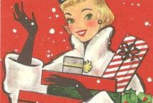 Vintage Holiday's..........