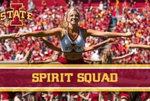 Spirit Squad / by Iowa State Athletics