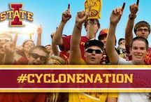 #cyclONEnation / Images of our fans from Cyclone athletic events and fan-submitted pictures. / by Iowa State Athletics