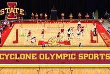 Cyclone Olympic Sports / by Iowa State Athletics