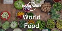 World Food / An exploration of food around the world. [If contributing, please add no more than 3 pins per user each day, keep the contributions diverse, and be sure to reference the destination the dish relates to. Exceptionally long images dominate the board too much, and will be removed.]