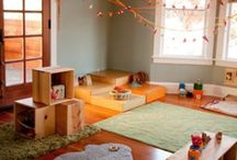 Montessori & Waldorf in the home & Toddler activities / by Gwen Powers