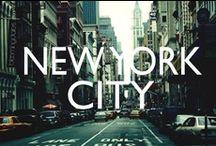 NYC / by Jen Bower