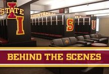 Behind the Scenes / by Iowa State Athletics