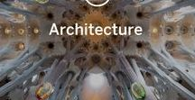 Architecture / Incredibly designed places around the globe. From museums to metro stations and marvelous hotels. [If contributing to this board please don't pin any more images than 3 per day, and please note where the building is and any other details that may be pertinent to giving travellers context.]