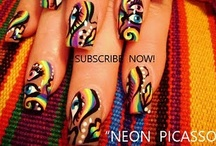 Nails / The smell of acetone in the morning...ahhhh.....now THAT is relaxation! / by Dawn Figueroa