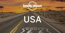 USA / Enormous and staggeringly diverse, America harbours an astounding collection of natural and cultural wonders, from teeming city streets to mountains, plains and forests covering vast swaths of the continent.