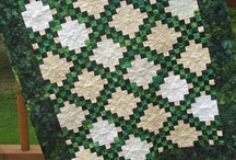St. Patty's Day Patchwork / by Terri Reveles