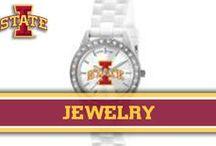 Jewelry / by Iowa State Athletics