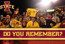 Do You Remember When... / by Iowa State Athletics