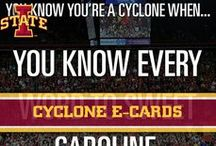 Cyclone e-cards / by Iowa State Athletics