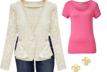 The Stylish Mom / #Outfitideas for #Moms. Who says Moms have to sacrifice #Style or #Fashion for #comfort? Here are great #momfashion and #momstyle ideas.  / by Charlene {Charlene Chronicles}