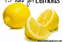 Lemony Goodness / by Wendy Evans