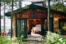 C A B I N / My cozy dream cabin.