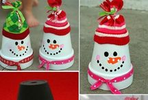 Holiday Decorations / homemade holiday decorations