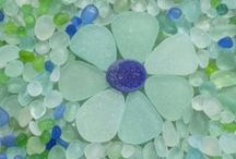 Sea Glass / by Andrea Rogers