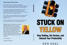 Stuck on Yellow / Stuck on Yellow is your A to Z guide to boosting your professional productivity. Easy to read and simple to implement, you'll breathe a sign of relief as you learn strategies designed to make you more profitable.