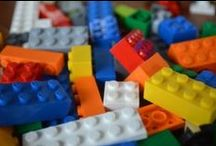 Lego! / by Wendy Evans