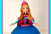 Frozen Birthday Party Ideas & Party Favors / Ideas for a Frozen Birthday Party / by Charlene {Charlene Chronicles}
