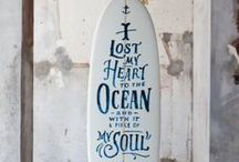 Stand Up Paddle Board = SUP love / SUP bits and pieces
