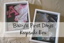 For the New Mommas (or soon to be!) / Perfect pins to help, guide and save the new mom money! You'll find everything from pregnancy tips to  DIY Baby Food to adorably cute crafts...all for baby! / by Stacy Barr { Six Dollar Family }