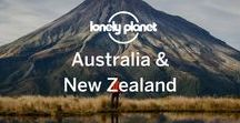 Australia & New Zealand / Australia – the sixth-largest country on this lonely planet – is dazzlingly diverse: a sing-along medley of mountains, deserts, reefs, forests, beaches and multicultural melting-pot cities. Similarly, New Zealand is plucked straight from a coffee-table book of picture-perfect scenery. 'Wow!' will escape from your lips at least once a day. Both destinations are favourites of travellers the world over.