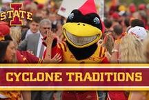 Cyclone Traditions / The tradtions that all of #CyclONEnation knows and loves / by Iowa State Athletics