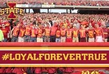 #LoyalForeverTrue / Pictures of #LoyalForeverTrue Cyclone fans / by Iowa State Athletics