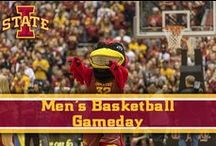 Men's Basketball Gameday Photos / Cyclone MBB photos from each home and tournament game / by Iowa State Athletics