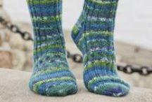 Knitting - Socks & Gloves
