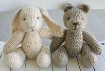 Knitting - For the Grandkids