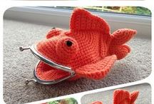 Knitting - Bags, Etc.