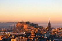 24 hours in Edinburgh / Top notch places to eat, drink and see in Edinburgh -- as selected by the Lonely Planet UK team. Share your favourite things to see and do where you live with #PinMyCity on social. / by Lonely Planet