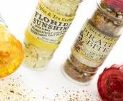 Custom Spice Blends / Specialty blends and rubs are hand-made with gourmet spices and herbs, salts and sugars. Covering all types of meats, seafood, veggies, and desserts, The Spice & Tea Exchange® gourmet blends make it easy to cook in styles ranging across the globe!