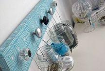 Mason jar creations / by Cheryl Thompson