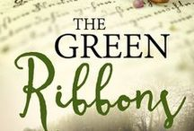 The Green Ribbons - Nettlestock / My new work in progress - working title The Green Ribbons