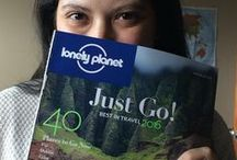 Lonely Planet US Magazine / Lonely Planet's new US magazine (based out Nashville) is another extension of the Lonely Planet brand, with beautiful photography and fascinating features. It's set to come out quarterly, with the first edition launching 3 November 2015. To learn more, see: @lpmagazineus on Twitter. / by Lonely Planet