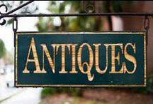 Antiquing Is a Verb!